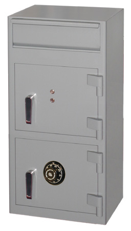 Liberty LockSmith, Safes, Double Door Front Load Depositories